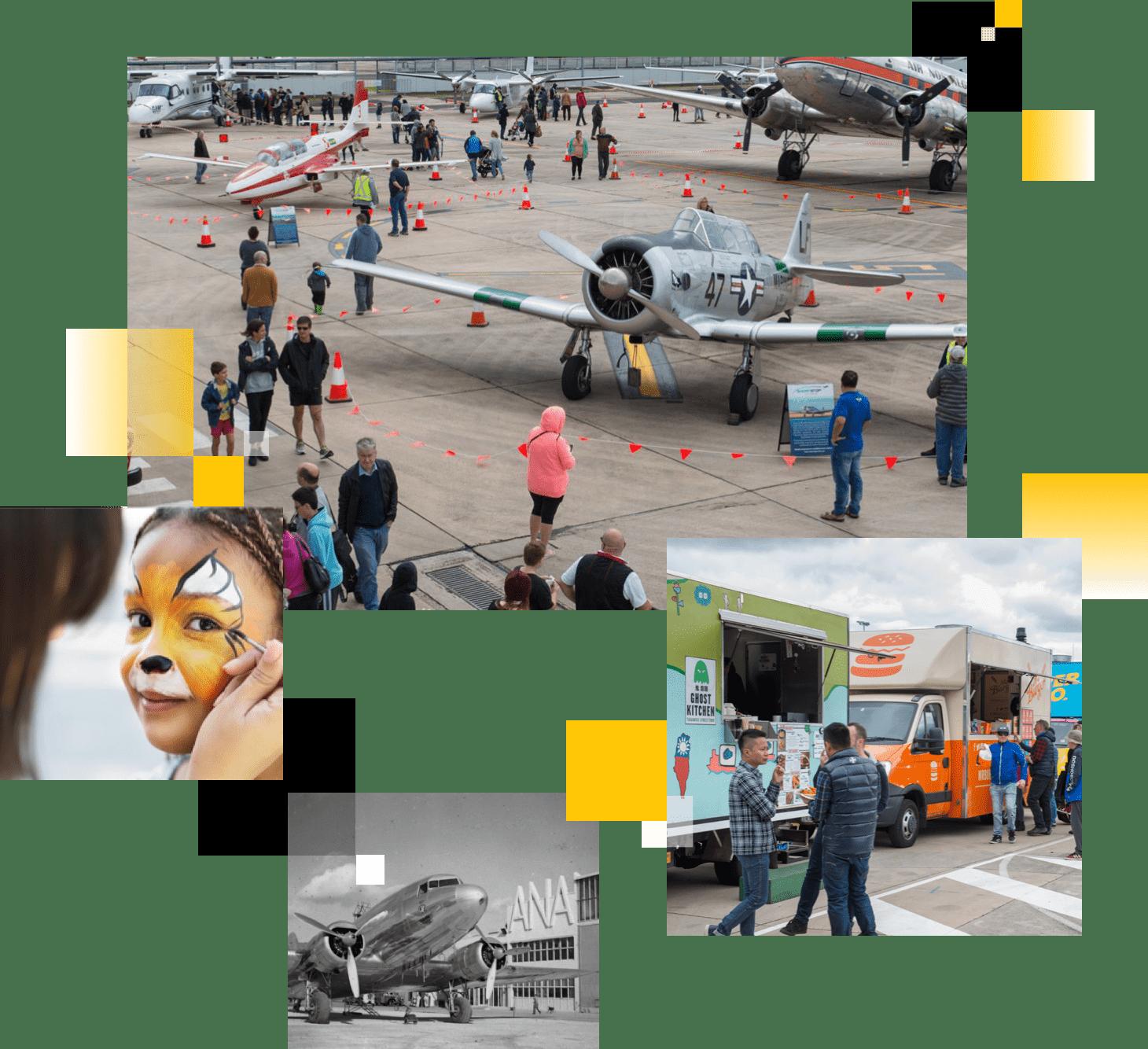 Community event activities