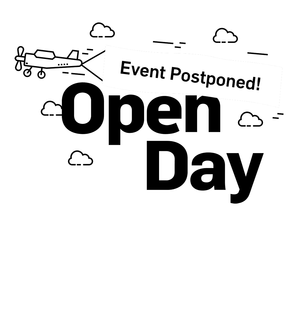 Community event open day on 4th Deptember