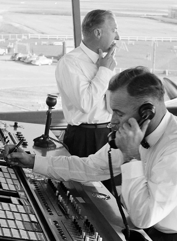 Essendon Airport - Past