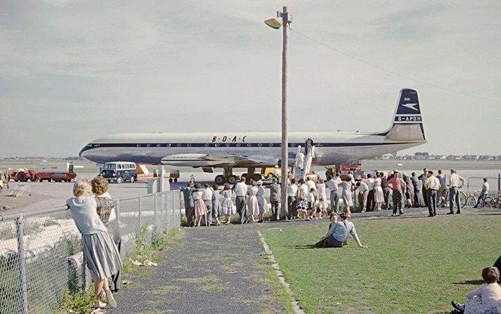 Story - This was long before Tullamarine!