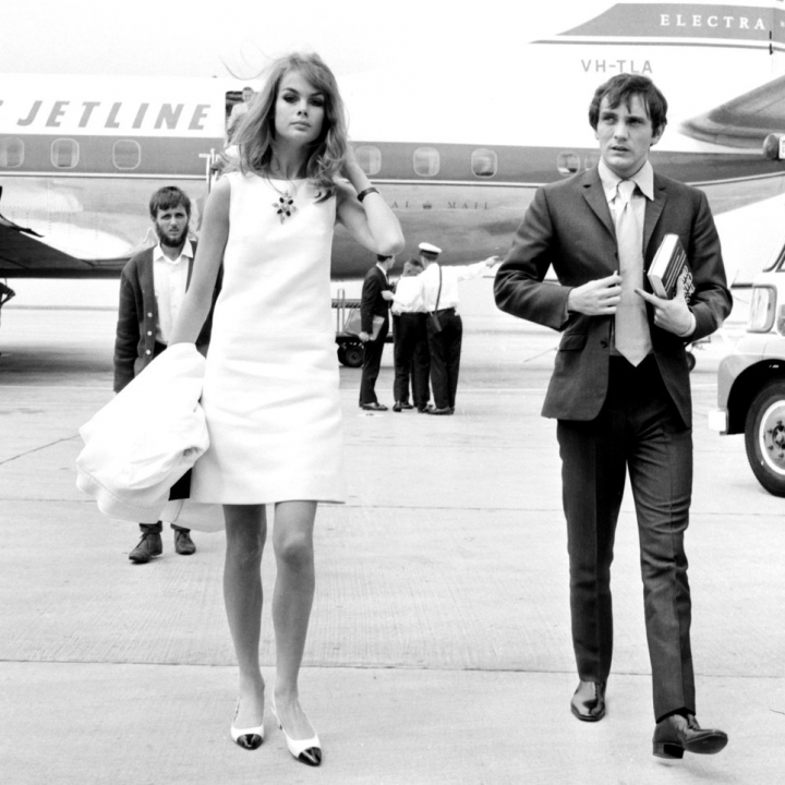 Story - First minidress shocks Melbourne