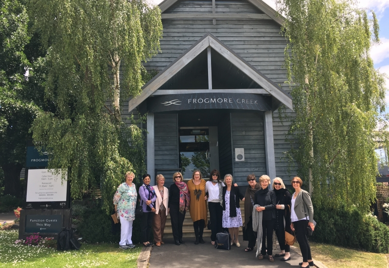 Click to view gallery of images. Photo supplied by Lorraine Nothling of the TAA Graduation class 50 year reunion