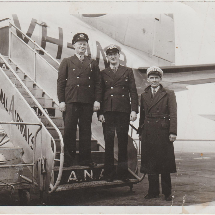 Story - My dad the Transport Officer