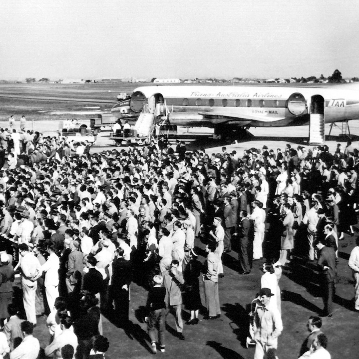 Story - The Vickers Viscount Delivery Arrival
