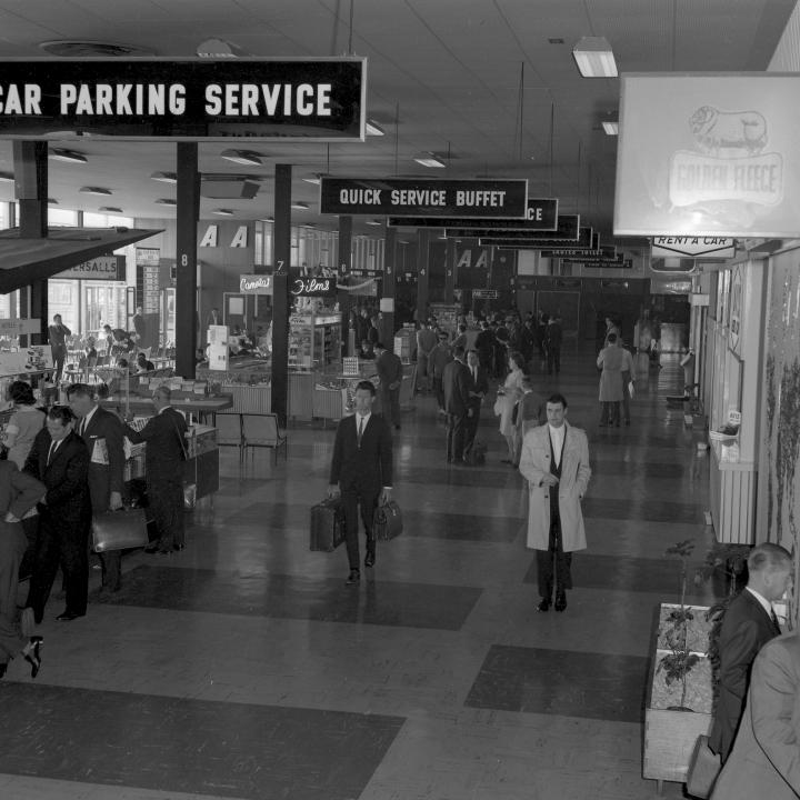 Story - New Passenger Terminal