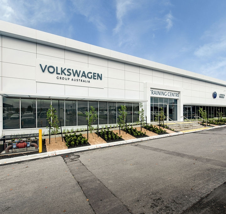 Story - VW Training Centre Open For Business