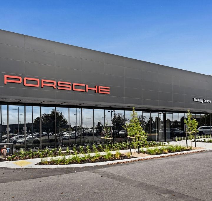 Story - Porsche Training Centre Complete