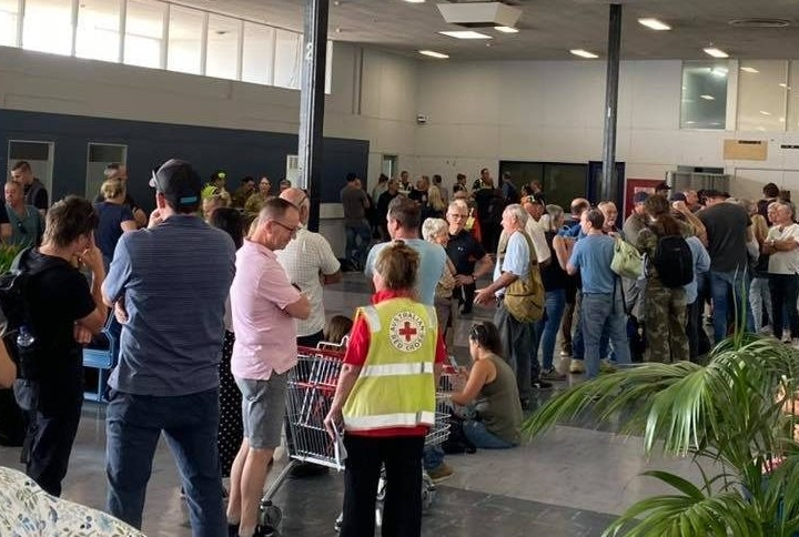 Story - Airport Contributes to Bush Fire Relief